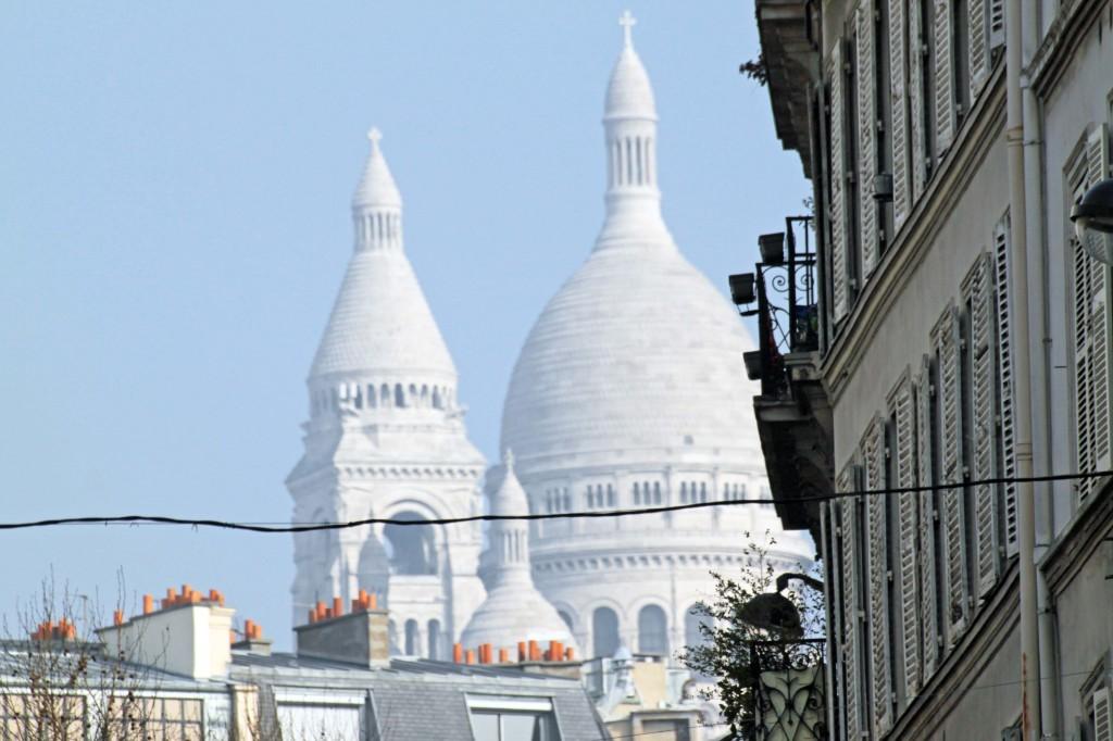 Sacré-Coeur Basilica, Photo by Adria J. Cimino