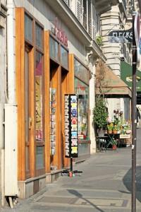 Rue Des Martyrs.    Photo by Adria J. Cimino