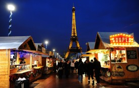 Christmas Markets Tour - Je Suis. PARIS