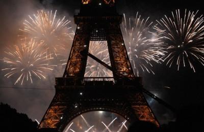 New Year in Paris - Je Suis PARIS Image