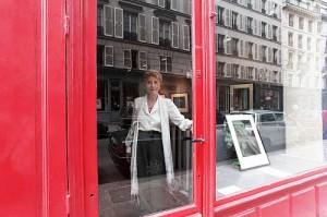 Shop owner -Paris Customs - Je Suis PARIS Image